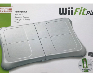 Working Out with Wii Fit