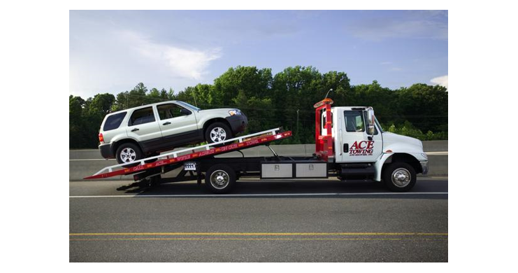 Car Accrual Account Towing
