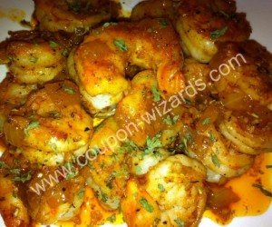 Ruths Chris New Orleans Style Barbecue Shrimp