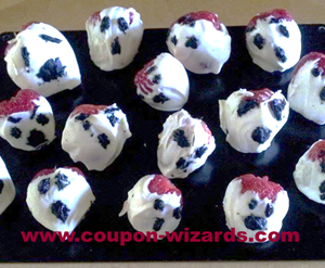 Halloween Recipe - Boo Berries 1