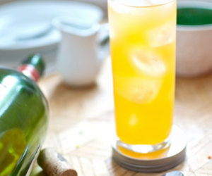 Hangover Cure – Coconut and Mango Mixer