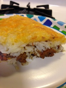 Taco Bake - It's What's for Dinner