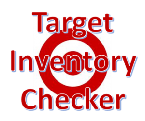 Target Inventory Checker