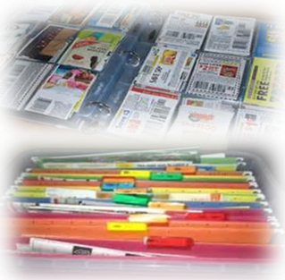 Couponing Tips Tuesday - How to Organize Coupons