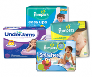 Pampers Diapers Group