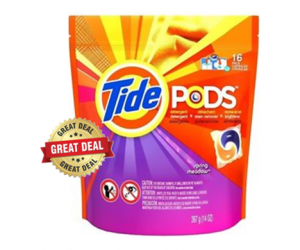 1 CVS Deal Alert - Tide Pods