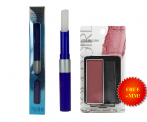 1 Target Deal - Covergirl Blush & Clear Gloss MM