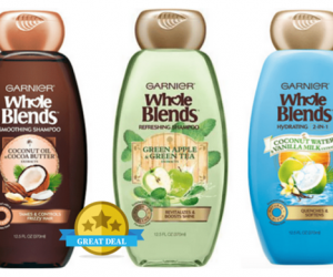 CVS Deal - Garnier Whole Blends