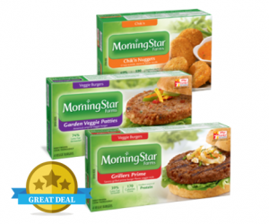 1 Publix Deal - MorningStar Farms Products