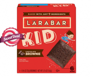 1 Target Deal - Larabar Kids Brownies
