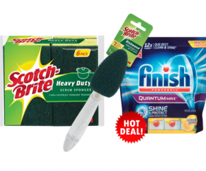 1 Target Deal - Scotch-Brite & Finish Quantum Max