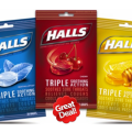 1 Publix Deal - Halls Cough Drops