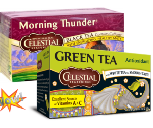 1 Target Deal - Celestial Seasonings Boxes