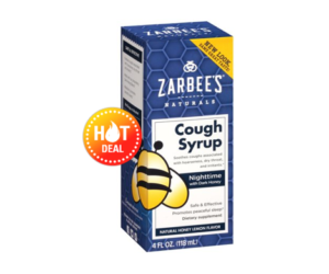 1 Target Deal - Zarbee's Adult Cough Syrup