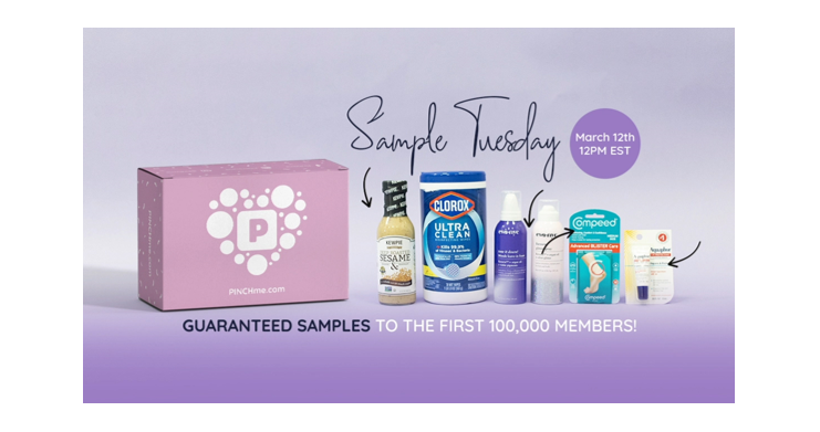 Pinchme Samples 3-11-19