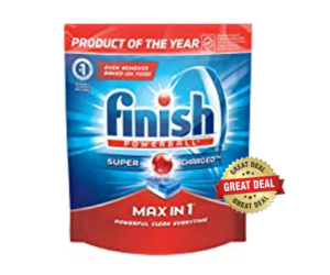 Dollar Tree Deal - Finish Max-in-1