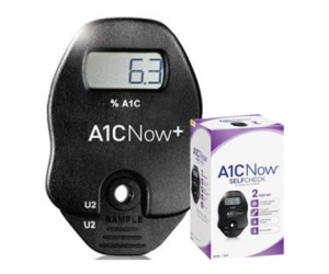 Bayer A1CNow Meter