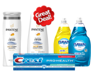 1 CVS Deal - Pantene Dawn Crest ProHealth