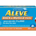 1 CVS Deal - Aleve Back & Muscle 50ct