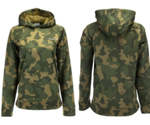 Columbia Women's Camouflage Pullover