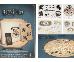 Harry Potter Vinyl Sticker 27 Pack