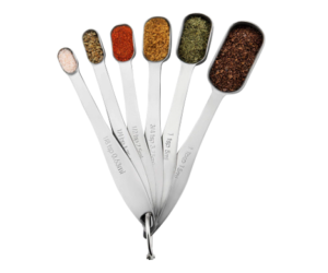 Square Measuring Spoons