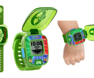 VTech PJ Masks Super Gekko Learning Watch