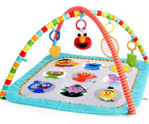 Bright Starts Sesame Street Activity Gym