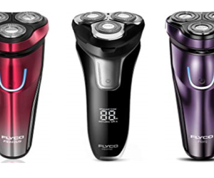 Mens Electric Razors from Flyco