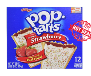 1 Publix Deal - Kellogg's Pop-Tarts 12ct