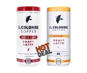 1 Publix Deal - La Colombe Draft Latte