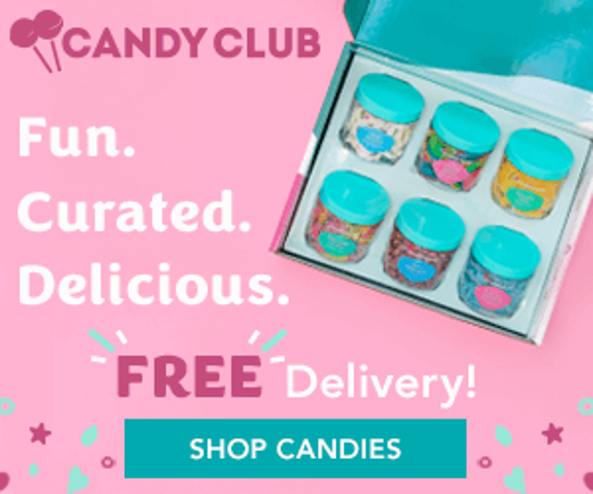 magical offer - Candy Club