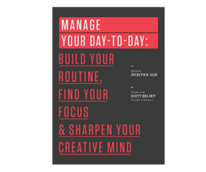 Kindle Book Manage Your Day to Day