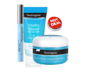 1 CVS Deal - Neutrogena Beauty Products
