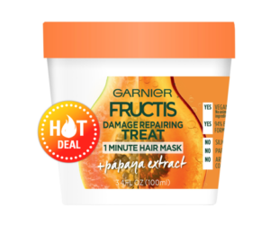 1 Publix Deal - Garnier Treatment 1 Min Mask