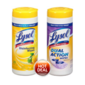 1 Publix Deal - Lysol Wipes 35ct