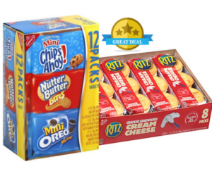 1 Publix Deal - Nabisco Multipack & Tray