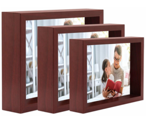 Box Style Picture Frames