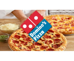 Freebie Alert - Dominos Gift Cards