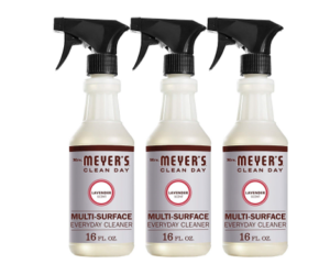 Mrs Meyers Clean Day Cleaners 3pk