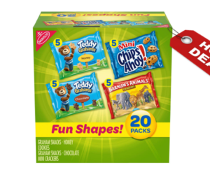 Nabisco Variety Pack Fun Shapes