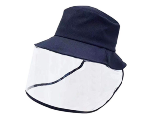 Sun Hat with Safety Shield