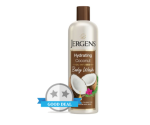 1 CVS Deal - Jergens Body Wash