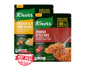 1 Publix Deal - Knorr Ready to Heat