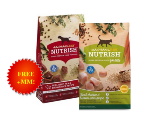 1 Publix Deal - Rachael Ray Dry Cat & Dog Food