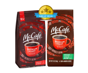 1 Target Deal - McCafe Ground Coffee