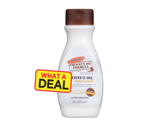 1 Target Deal - Palmer's Coconut Oil Body Lotion