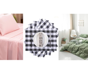 Bed Sheets Duvet Covers Table Mats