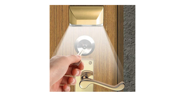 LED Door Lock Light