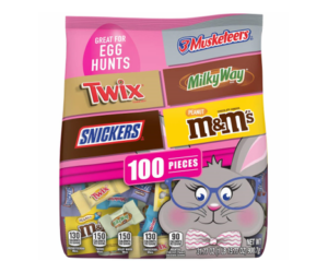 Mars Easter Candy 100 Pieces
